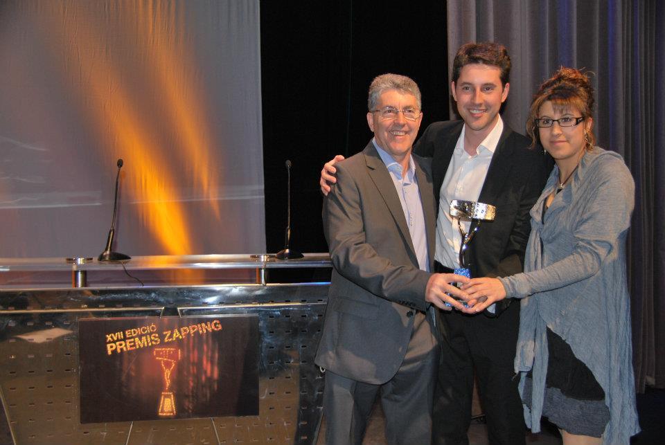 Premi Zapping al millor treball de televisió local del 2012