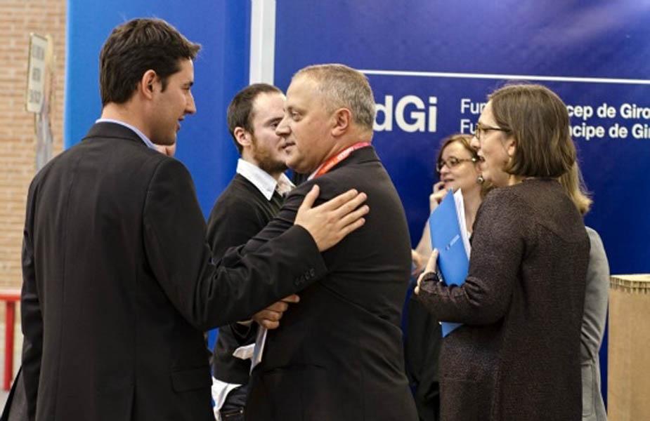Fira de Girona 2011 – Moderació debat de la Fundació Príncep de Girona