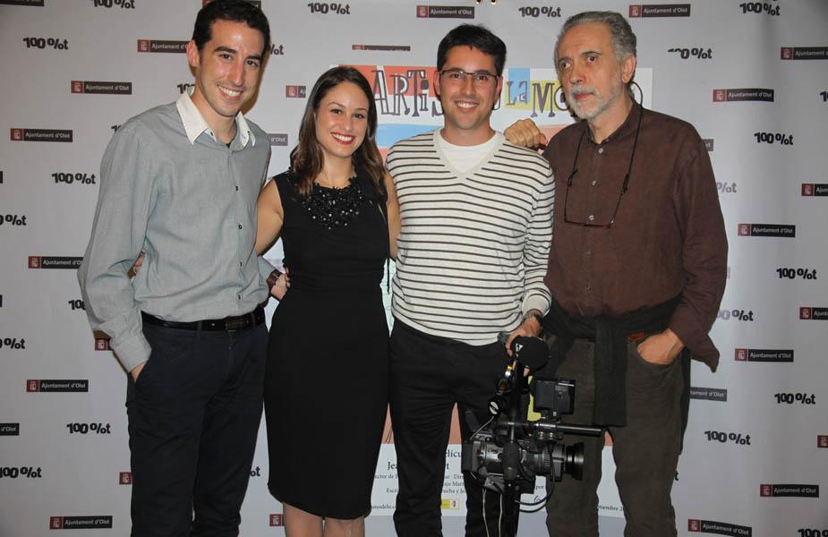 Presentació del film 'El artista y la modelo' de Fernando Trueba