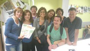 DONANT SUPORT AL PROJECTE 'ACTUA, TOTS PER TOTS' (MAIG 2015) thumb