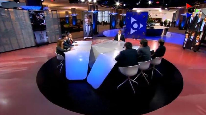 EL PROCÉS CATALÀ VIST DES DE BRUSSEL·LES – DEBAT AL PARLAMENT EUROPEU AMB EURODIPUTATS CATALANS